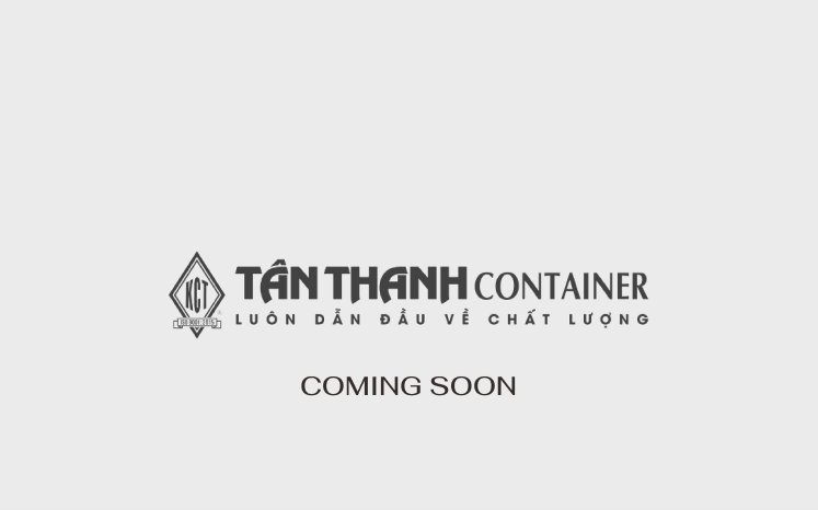 du an tan thanh container
