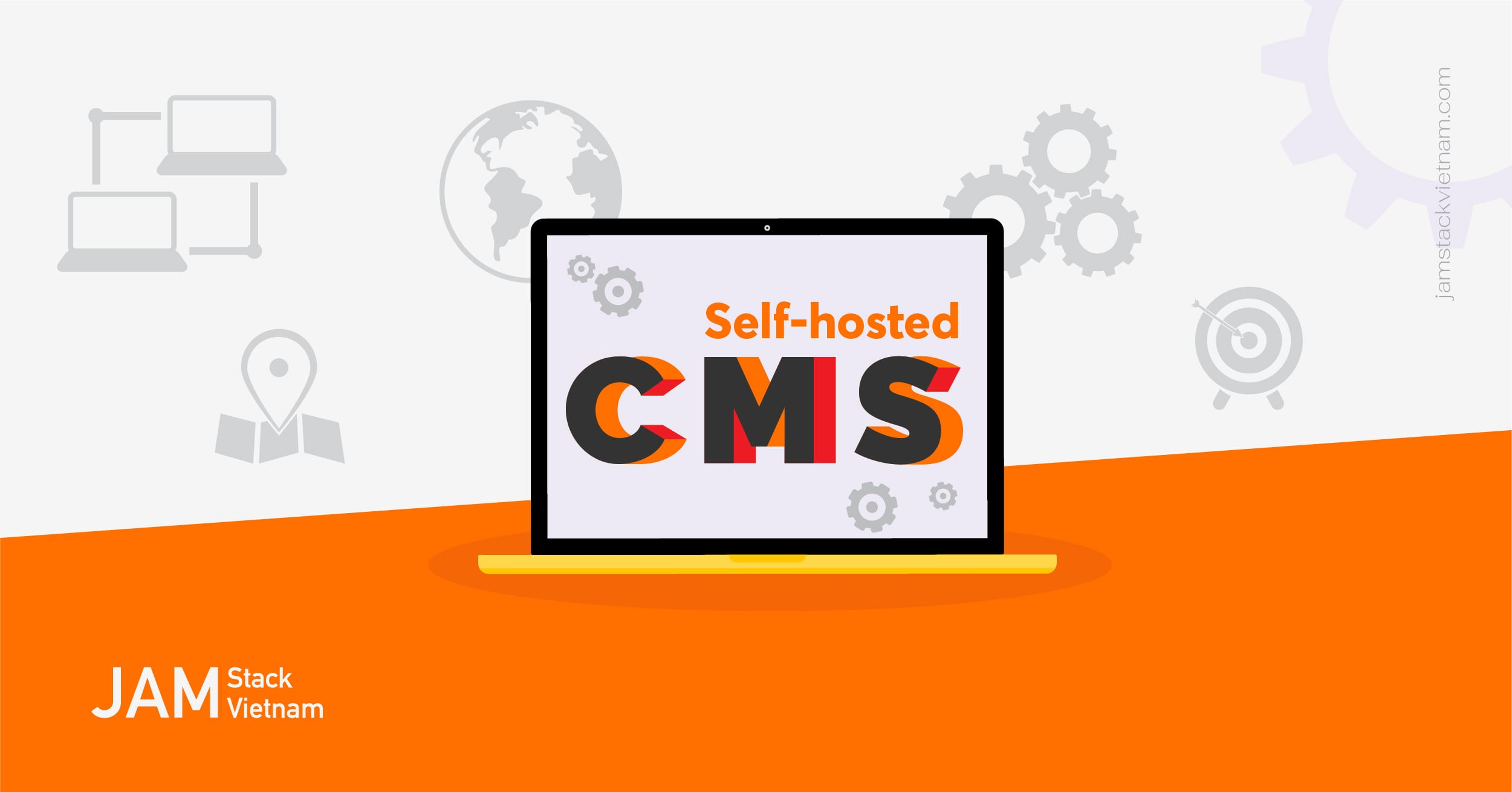 SELF-HOSTED CMS TRONG JAMSTACK